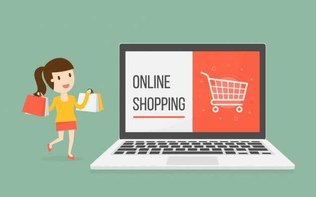 online-shopping-with-woman-character