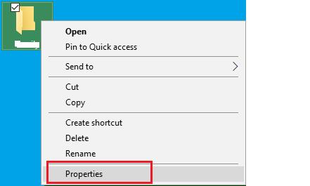 open properties