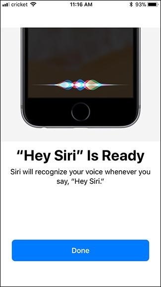 siri now ready