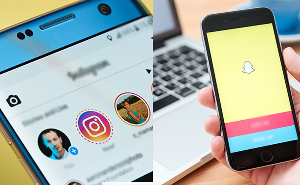5 Reasons Why Instagram is Better Than Snapchat