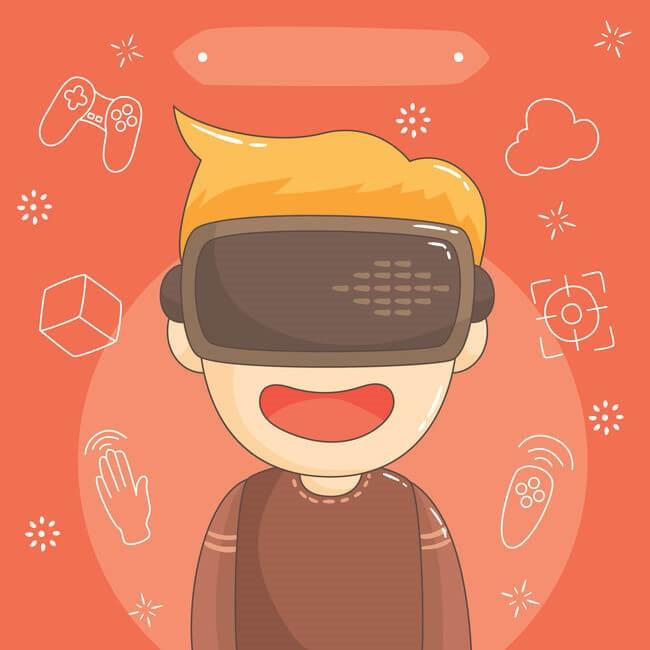 virtual reality to know