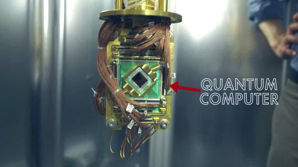 AI And Quantum Computing