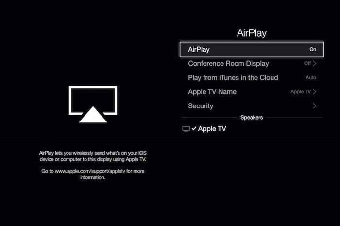AirPlay Isn't working