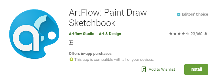 Best Applications For Drawing On Android