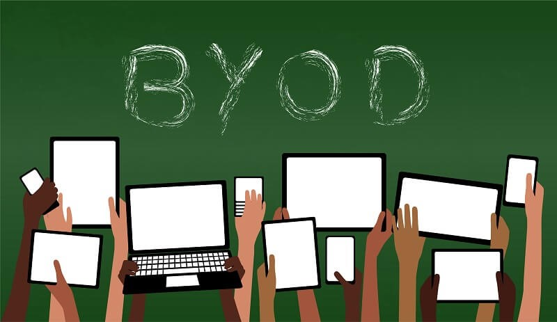 BYOD (Bring-Your-Own-Device) Culture
