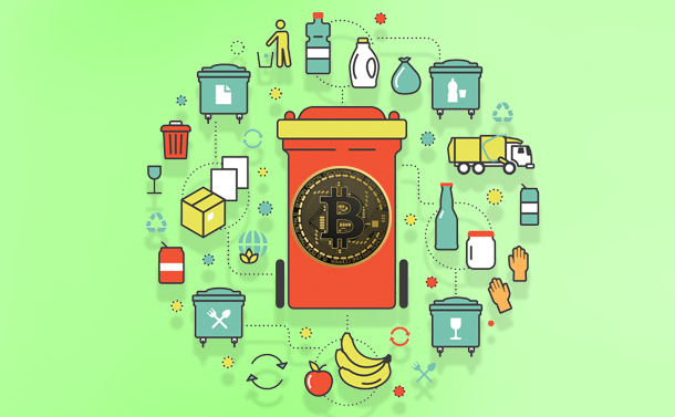 Applying Blockchain Technology To Waste Management