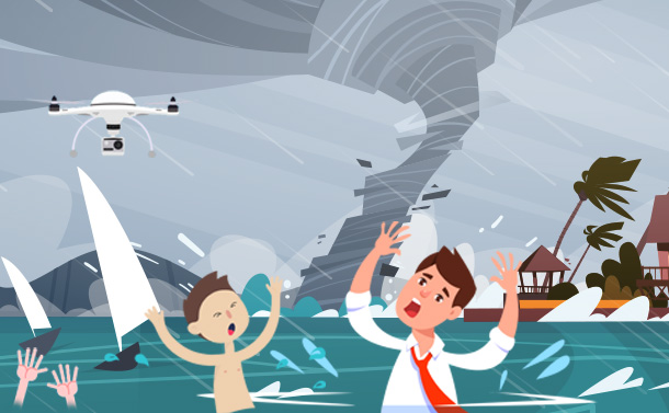 Is Technology Our Sole Savior During Natural Disasters?