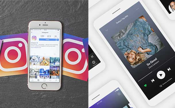 """NEWSLETTER: INSTAGRAM ROLLS OUT """"DOWNLOAD DATA"""" TOOL & SPOTIFY REVAMPS ITS ANDROID AND iOS APPS"""