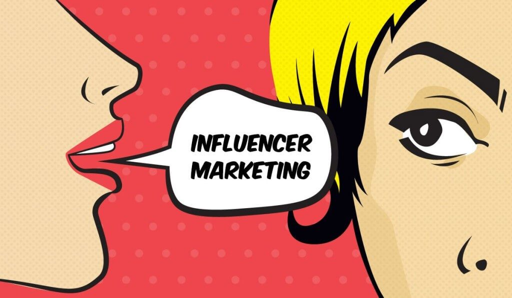 Influncer marketing in AI