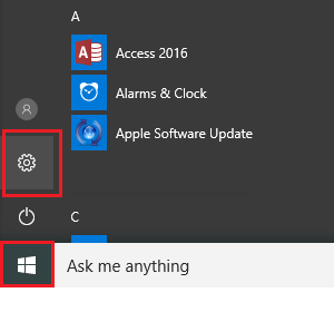 Pair your Phone Bluetooth to Windows 10-step1