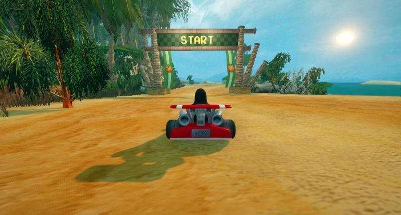 SuperTuxKart (Beta)