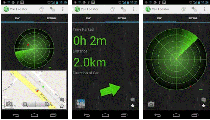Best Car Locator Apps For Android In 2018