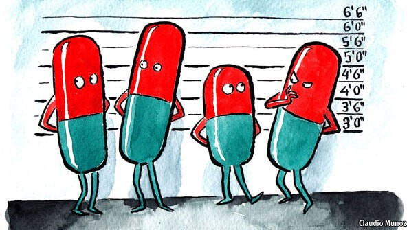 counterfieting drugs