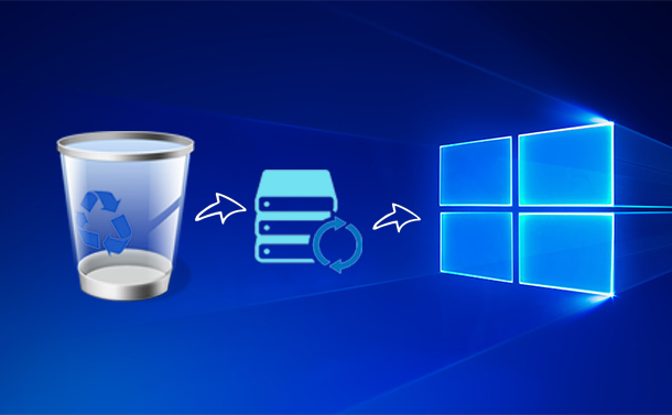 How To Recover Files Deleted From Recycle Bin Windows 10, 8, 7
