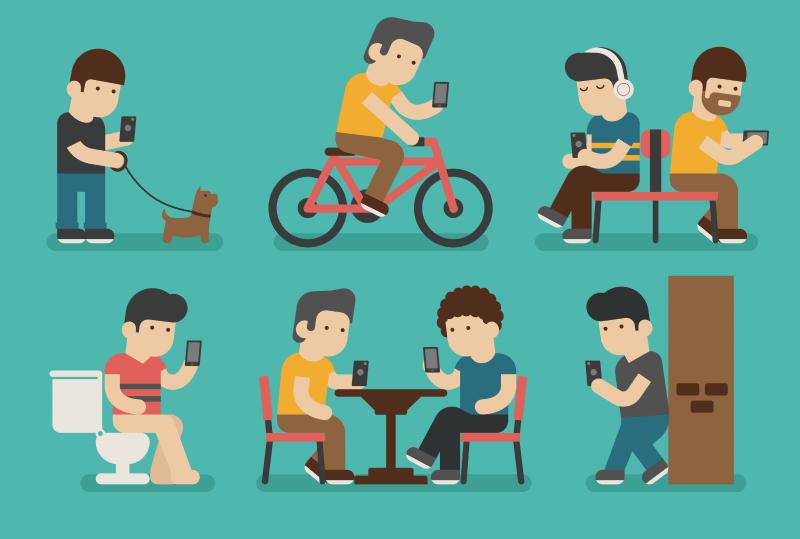 limit smartphone usage