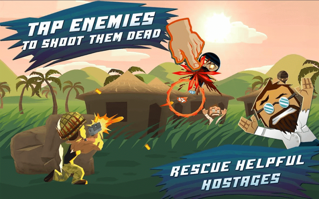 major mayhem-action game for android