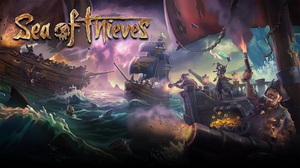 sea of thieves-upcoming pc games 2018