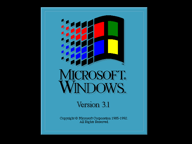 windows 3 version