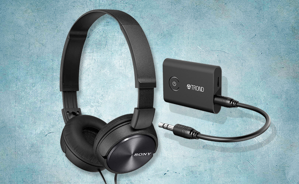 6 Best Bluetooth Headphone Adapters For Your New Phone