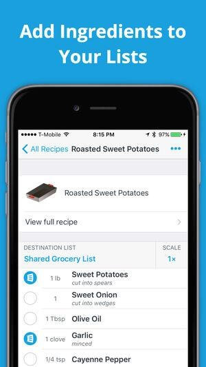 AnyList- best grocery app