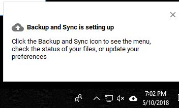 Backup Your Computer Data to Google Drive 9
