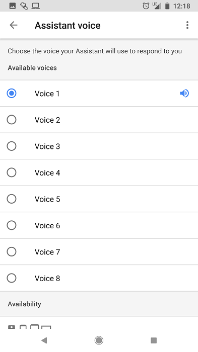 Change The Google Assistant Voice On Your Phone 7