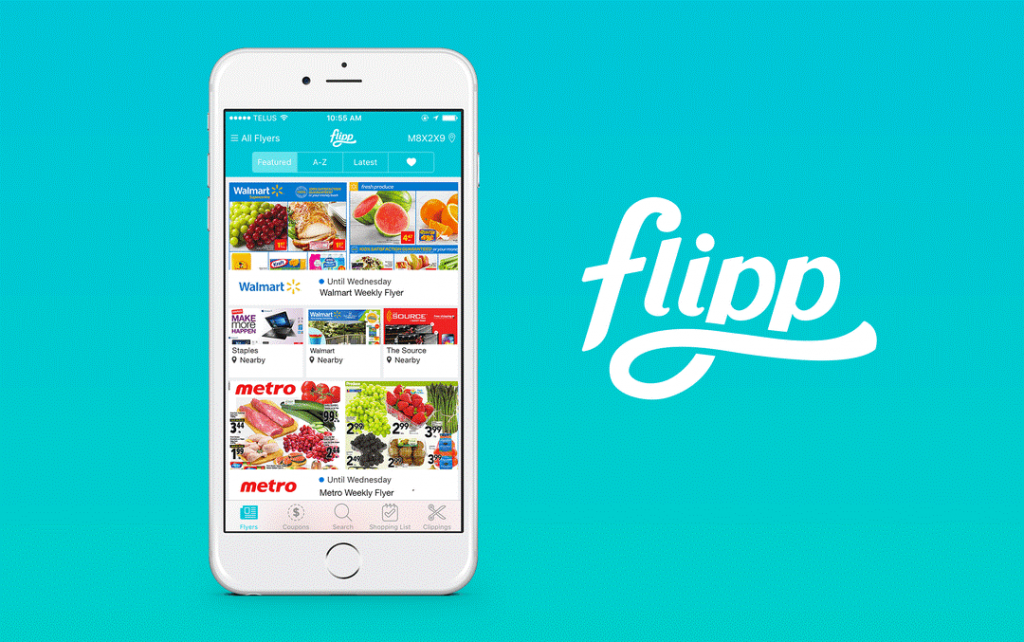 Flipp- best grocery app