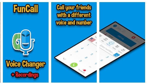 girl voice changer mobile phone android