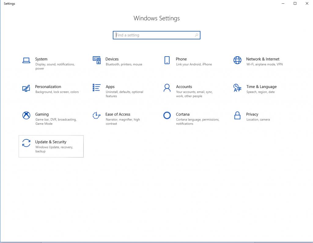 Go Back To Windows 10 Spring Creators Update-1