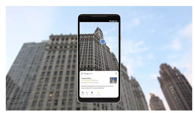 Google Lens Gets Powered By AI