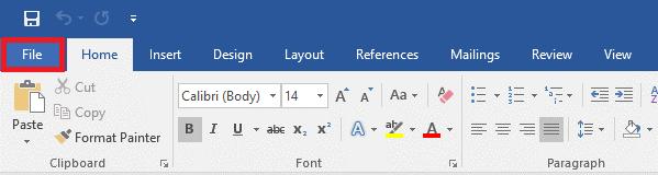 remove password to open word document