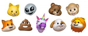 More Animoji