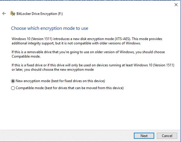 Steps To Encrypt A USB Flash Drive 7