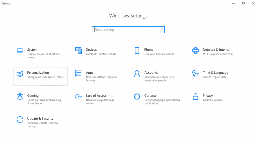 How to Use New Windows 10 Font Settings
