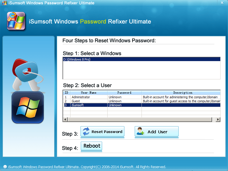 locked out windows 7 password