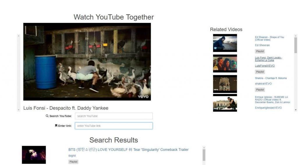 watch youtube