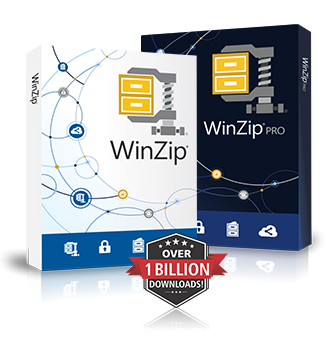 Best winzip option to compress file