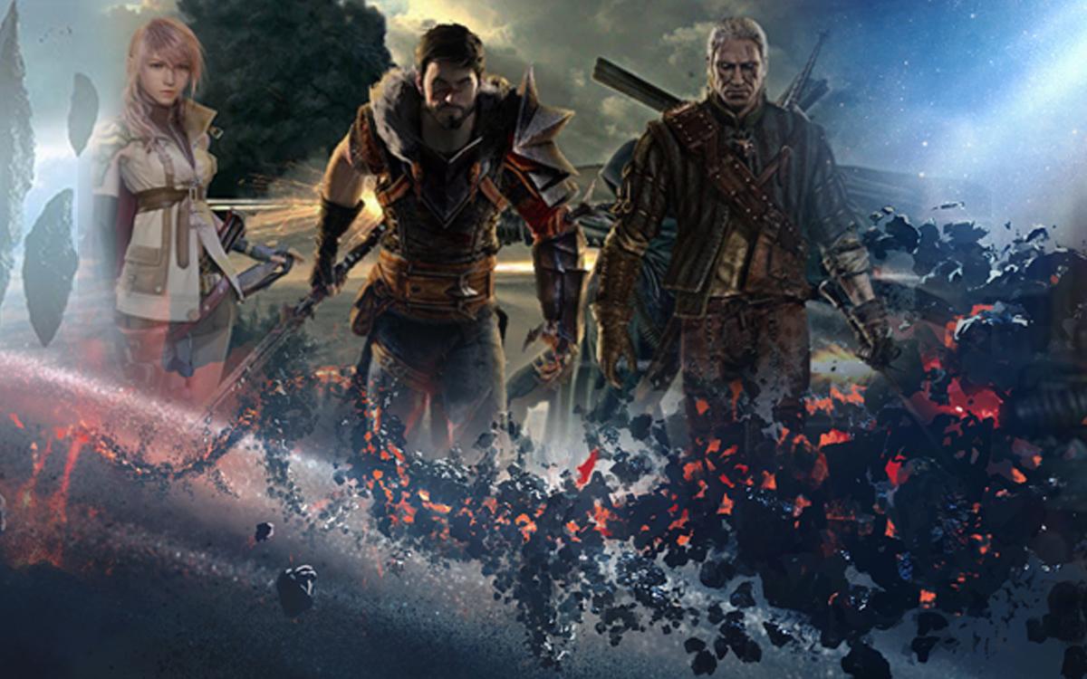 RPG Mac Games - TOP 5 Best RPG Games for Mac