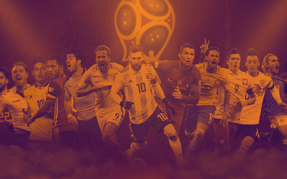 How To Watch The FIFA World Cup 2018 In 4K