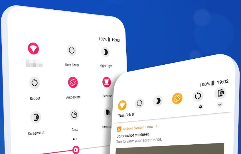 Android P Look
