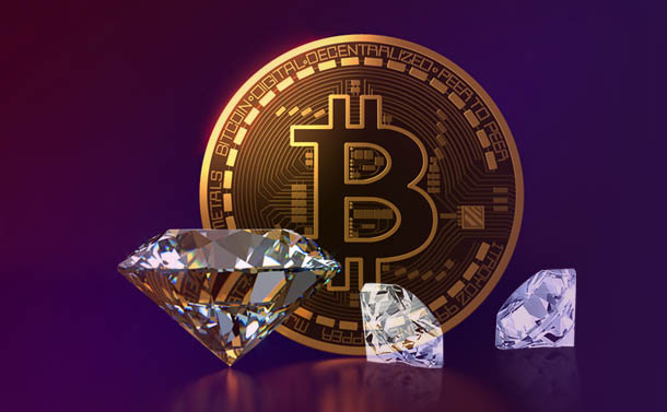 Crypto Diamonds: A New Best Friend Of Decentralized Traders