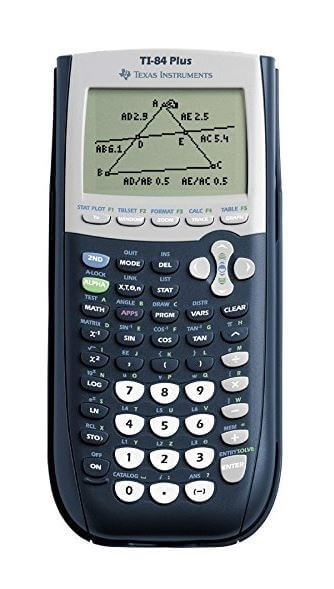 The TI-84 Plus