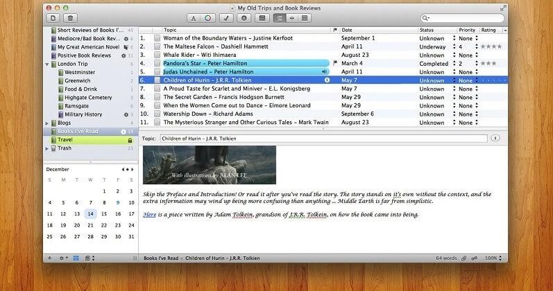 Best Blog Writing Software mac journal