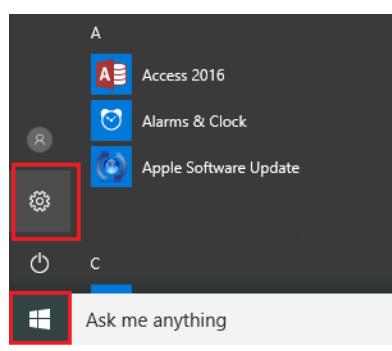 Disable Automatic Proxy Setup