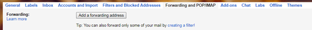Forward Emails in Gmail to Other Accounts-2