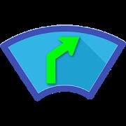 Head-Up Nav HUD Navigation
