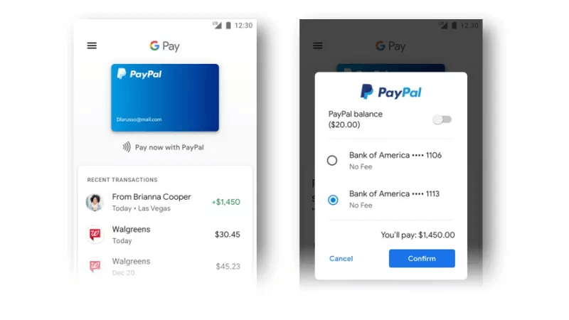How To Add PayPal to Google Pay as a payment method