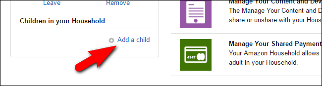 How to Create a Kids Profile on Amazon Household-1