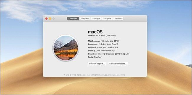 How to Install macOS Mojave Beta version-8