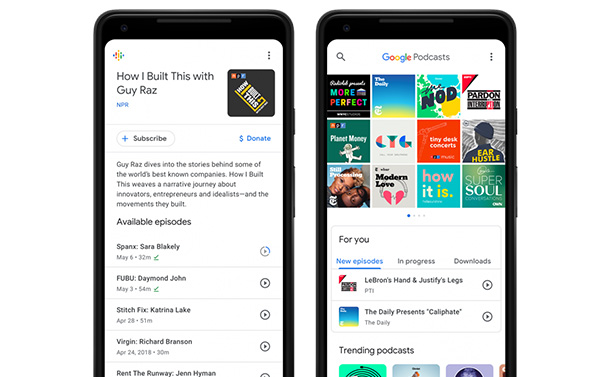 Say Hello To Google Podcasts app—All You Need To Know!